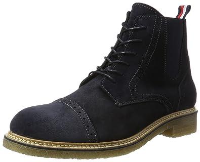 premium selection 3bcd9 22be0 Tommy Hilfiger Herren B2285arrett 2b Chukka Boots