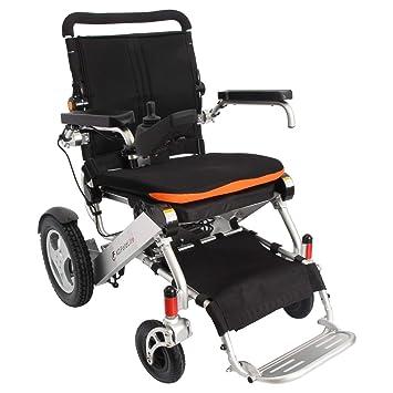 Amazon.com: F KD FoldLite - Silla de ruedas eléctrica con ...