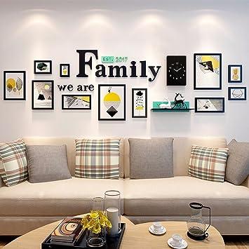 WUXK Die Bilder Im Wohnzimmer An Der Wand Dekoration Ideen Moderner,  Minimalistischer Bilderrahmen Wand Foto