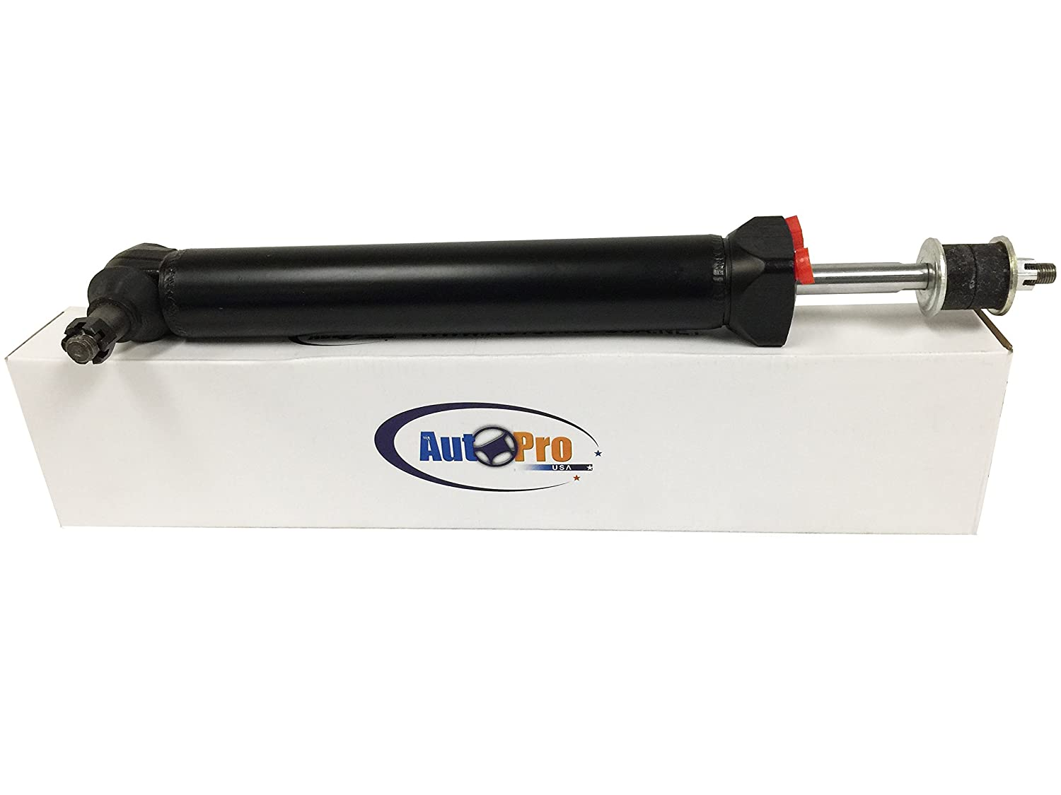 Full Size Chevy Power Steering Hydraulic Ram Cylinder BRAND NEW, Impala 1958 1959 1960 1961 1962 1963 1964 Auto Pro USA