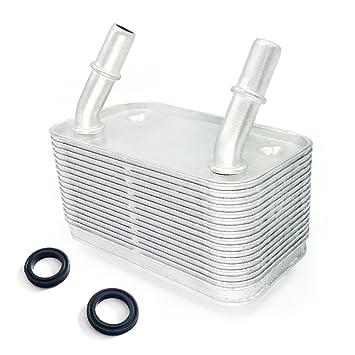Enfriador de aceite Oil cooler Radiador de aceite