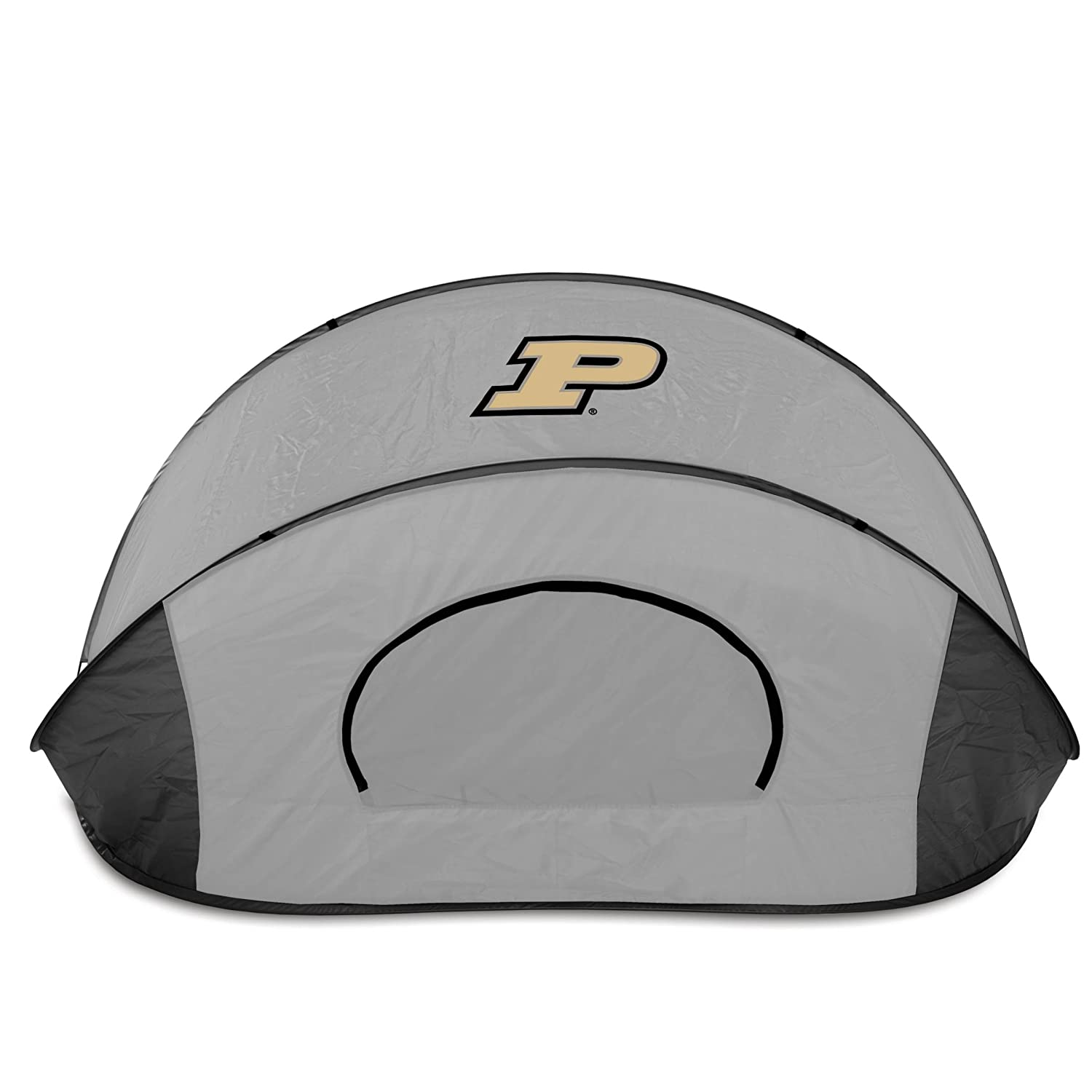 NCAA Purdue Boilermakers Manta Portable Pop-Up Sun/Wind Shelter by Picnic Time   B00AAVGYHM
