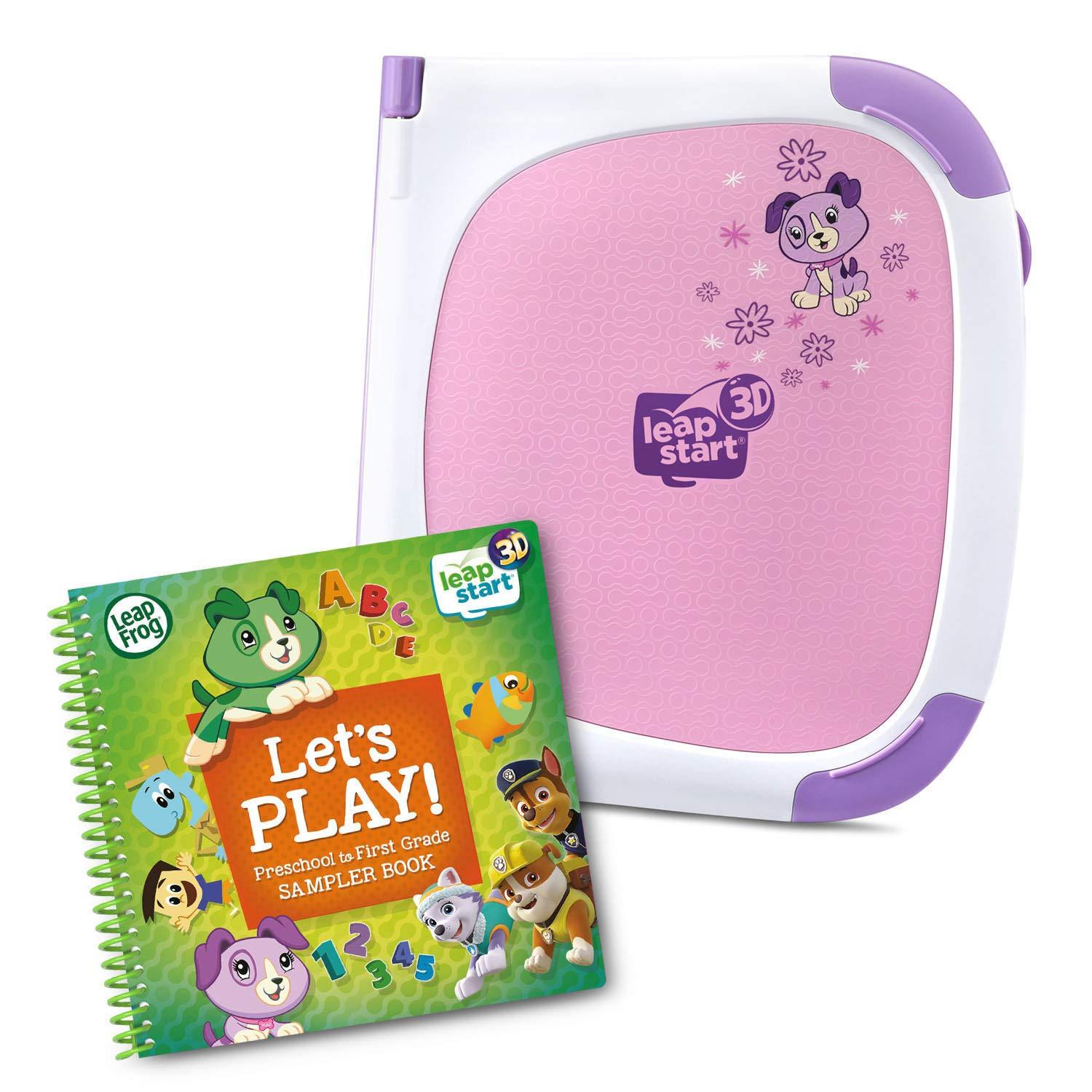 LeapFrog LeapStart 3D Interactive Learning System Amazon Exclusive, Violet by LeapFrog (Image #4)