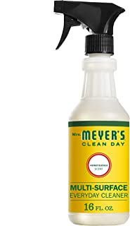 product image for Mrs. Meyer's Clean Day Multi-Surface Everyday Cleaner, Cruelty Free Formula, Honeysuckle Scent, 16 oz