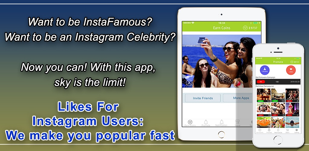Likes For Instagram Users :Get Follower and Likes Fast