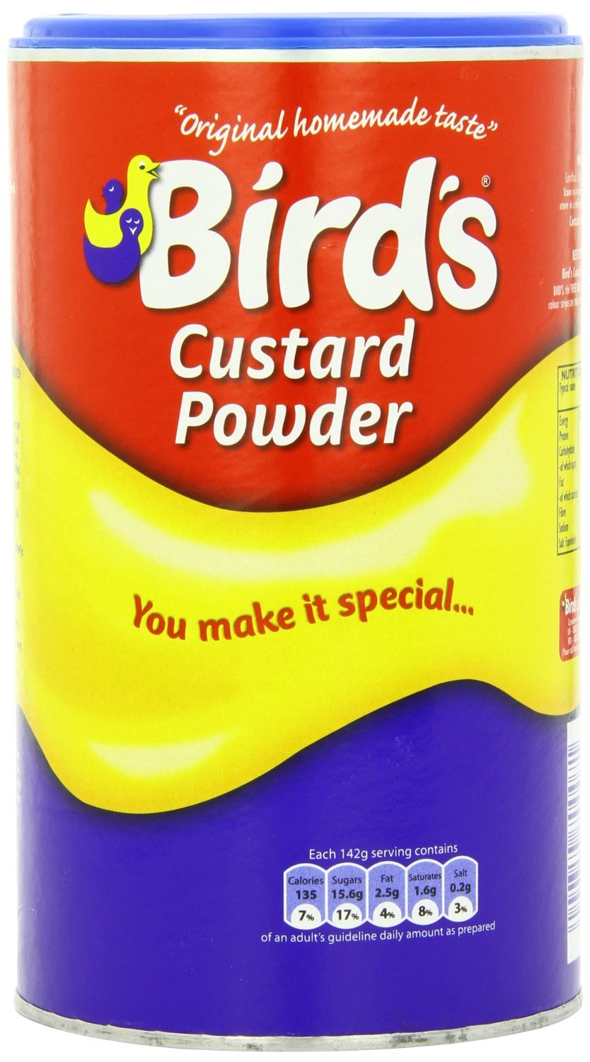 Bird's Custard Powder - 600g