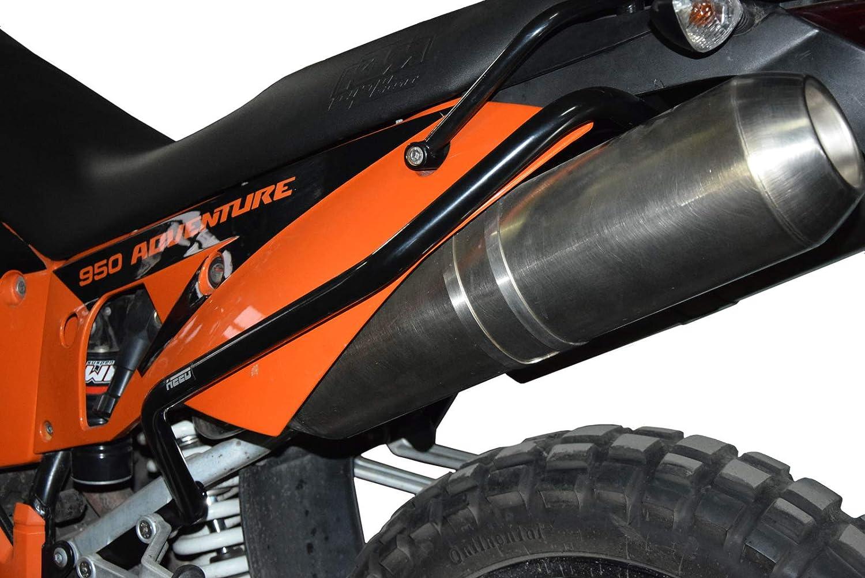 arancione Paramotore HEED 990 Adventure 2006-2012
