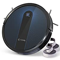 Coredy Robot Vacuum Cleaner, Boost Intellect, 1600Pa Super-Strong Suction, Boundary...