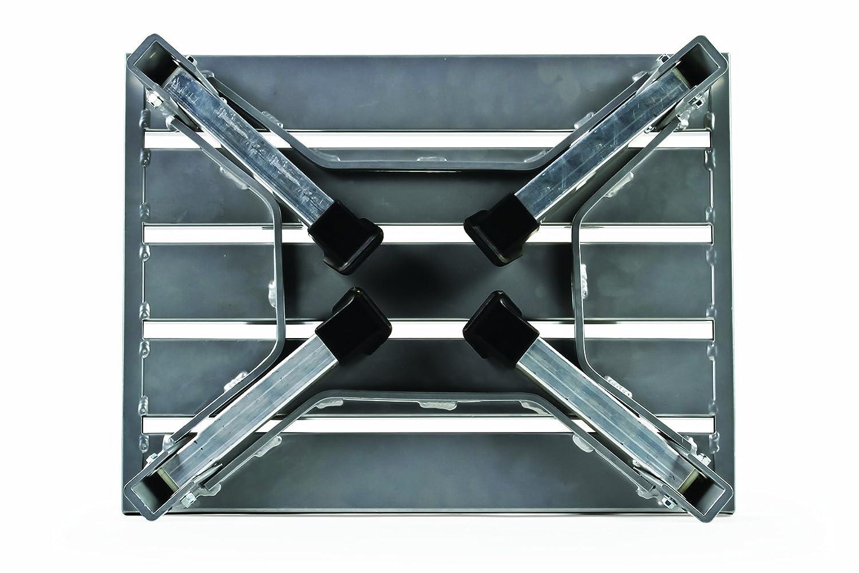 Camco 43677 Fixed Height Aluminum Platform Step