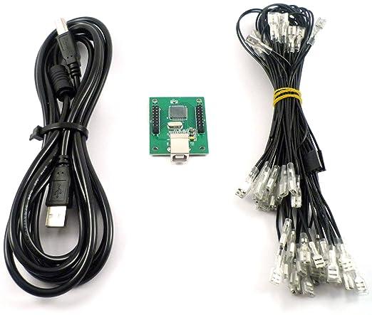 Encodeur clavier IPAC 2 USB SmallCab