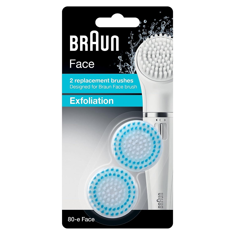 Braun Silk-Épil SE89 Ricambio Spazzola per la Pulizia del Viso, Pacco Doppio Procter & Gamble SE 789 silk-epil silk-epil 7