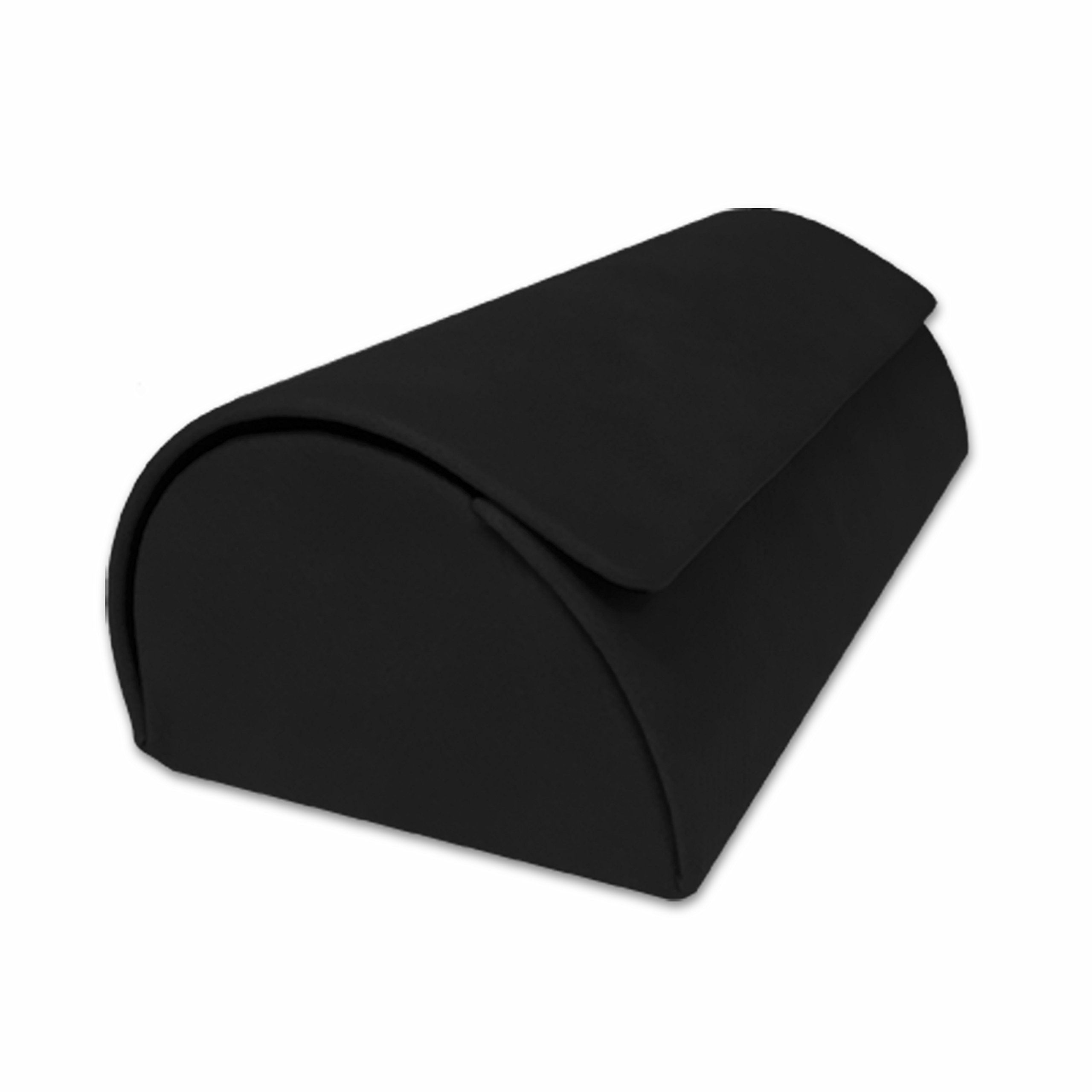 Sunglass Case, Sign Language I Love You, Personalized Engraving Included (Black) by SkunkWerkz (Image #2)