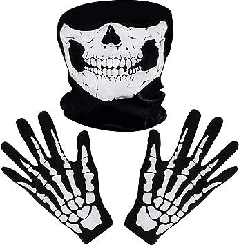 déguisement tête de mort 1