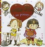 Zoé au Poney Club