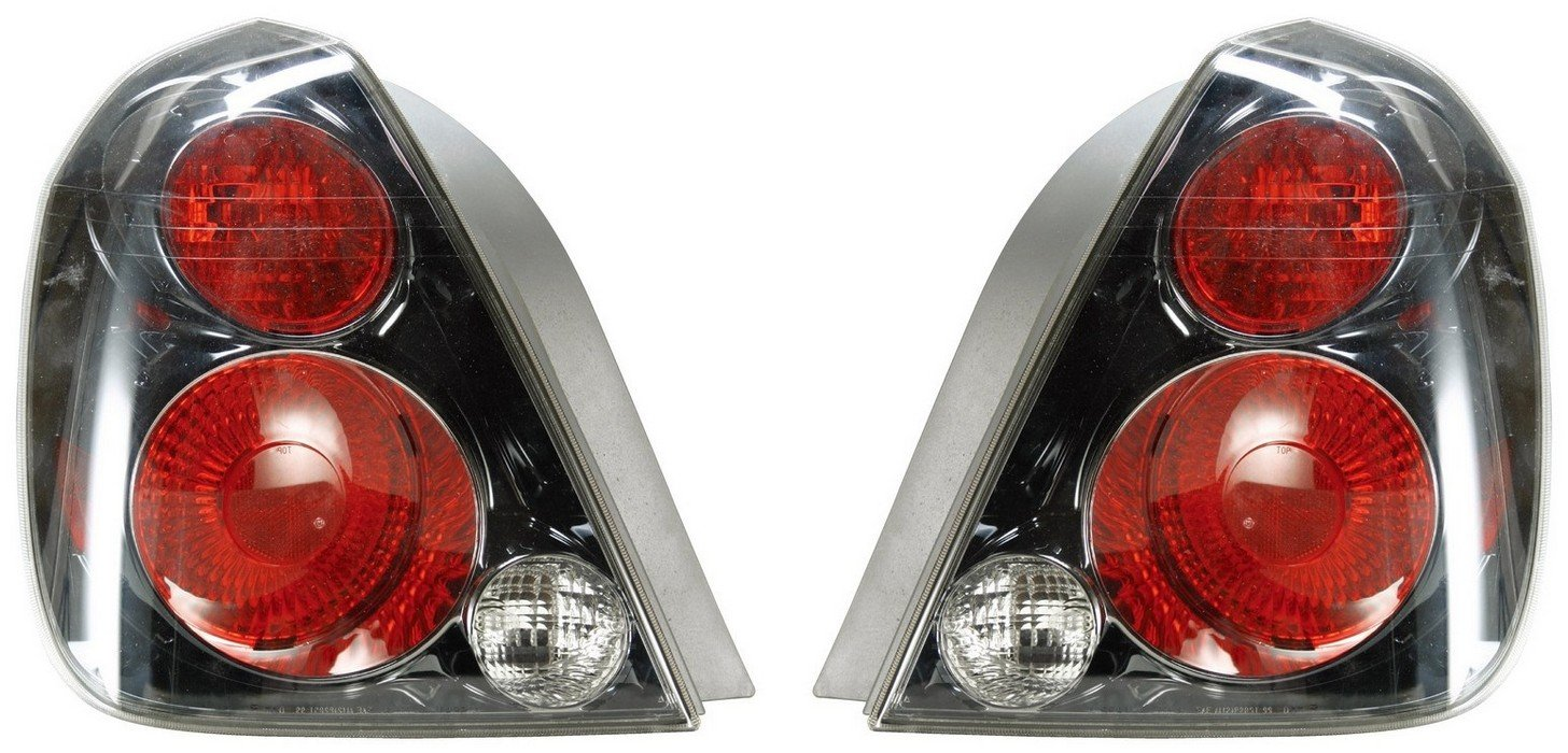 For Nissan ALTIMA(SE-R MODEL) PAIR TAIL LIGHT 06 NEW Eagle Eyes