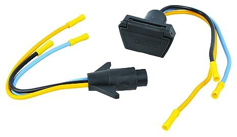 mg electronics 5 pc boat wiring harness kit w trolling motor plug rh 144 202 60 241 Starcraft Boat Wiring Harness Pontoon Boat Wiring Harness