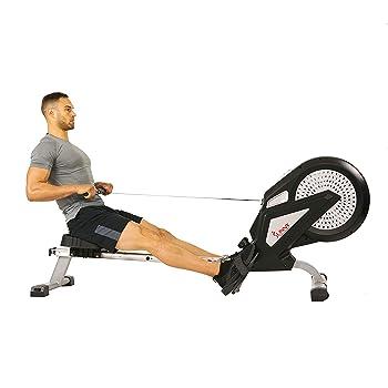 Sunny Health & Fitness SF-RW5623 Air Rowing Machine