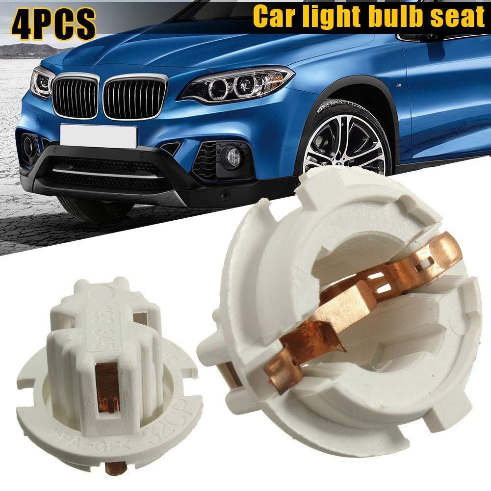Set Voiture feu arri/ère Ampoule Support de Douille 63216943036 pour BMW S/érie 7 X3 X5 lzndeal 4pcs
