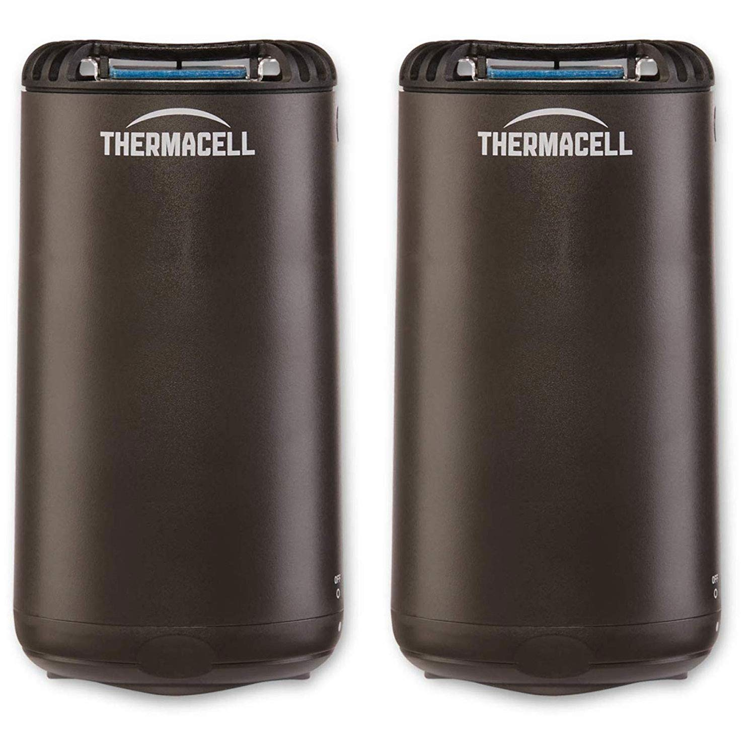 Thermacell Outdoor Patio & Camping Mosquito Insect Repellent, Graphite (2 Pack) by Thermacell