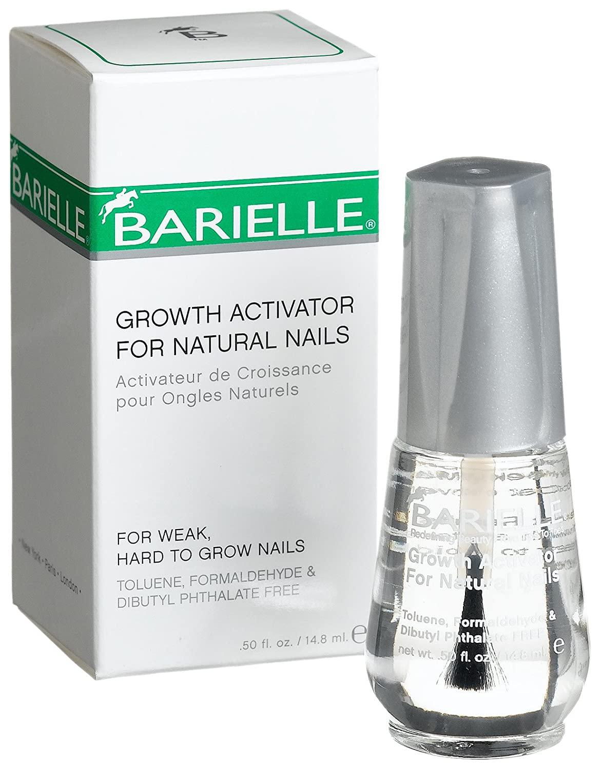Barielle Growth Activator For Natural Nails 14.8 ml Fisk Industries Inc. 1024