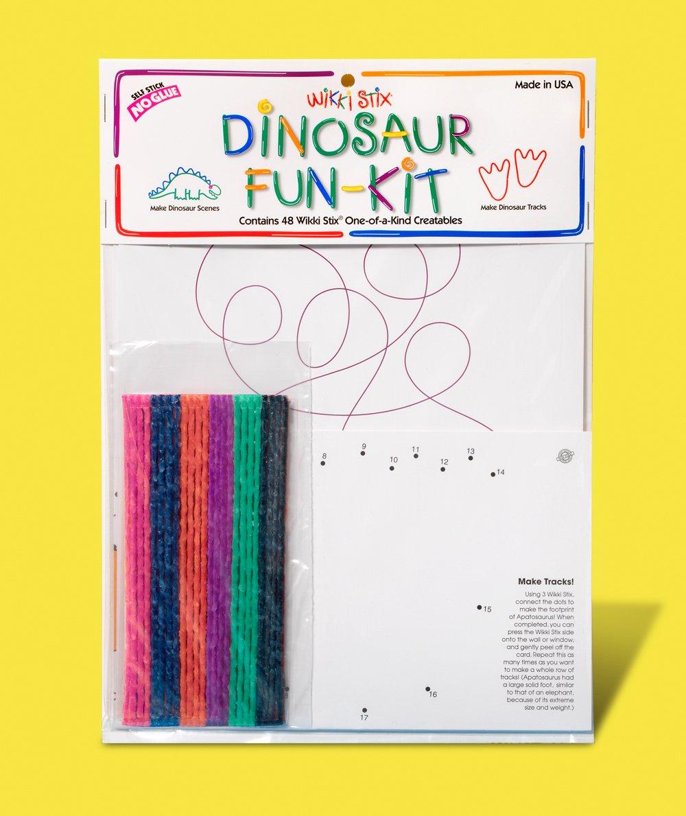 Wikki Stix Dinosaur Fun Set