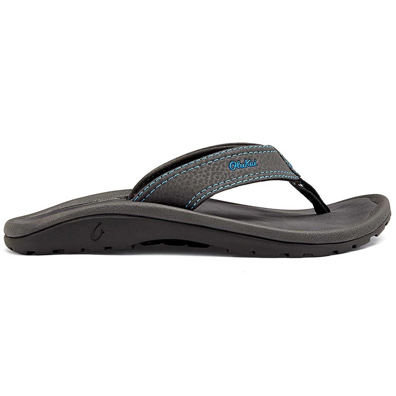 Kids OluKai Boys Ohana Thong Slip On Flip Flops OluKai Kids 30101