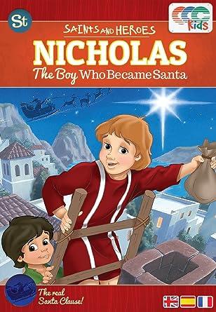 St Nicholas Books