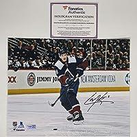 $74 » Autographed/Signed Cale Makar Colorado Avalanche 8x10 Hockey Photo Fanatics COA