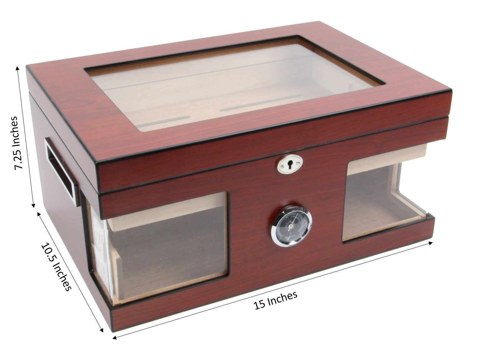 Decorebay SAVOY Executive Boveda Humidor by decore Bay (Image #7)