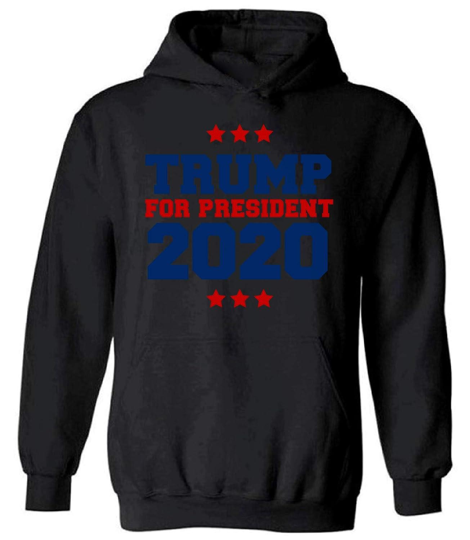 Pekatees Donald Trump Unisex Hoodie American Choice 2020 Trump for President Hoodie