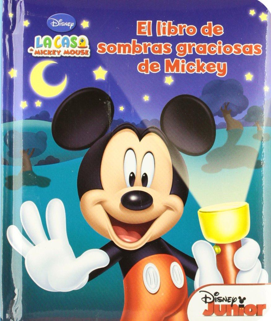 El Libro De Las Sombras Graciosas De Mickey Mouse: Amazon.es: VV. AA.: Libros