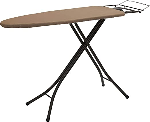 Foldable Household Essentials Extra Wide Mega Pressing Station Ironing Board