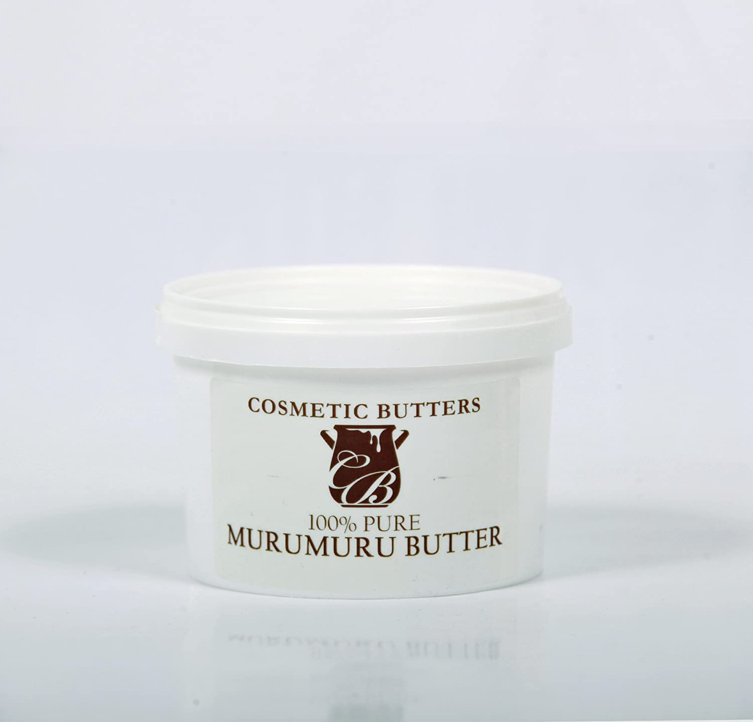 Murumuru Butter Refined - 100% Pure and Natural - 500g Mystic Moments BUTTMURU500