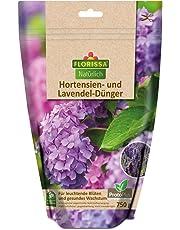Abono florissa especial para Hortensias Y LAVANDA 750g * biodünger con prolongado *
