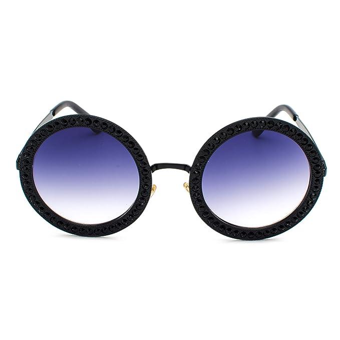 Amazon.com: Armear Gafas de sol redondas de gran tamaño para ...
