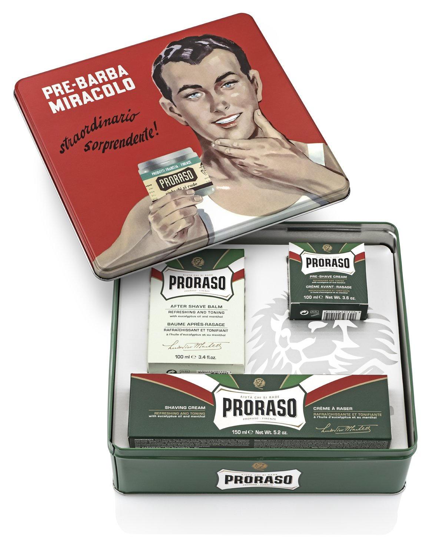 '1confezione regalo rasatura Proraso Gino 400359