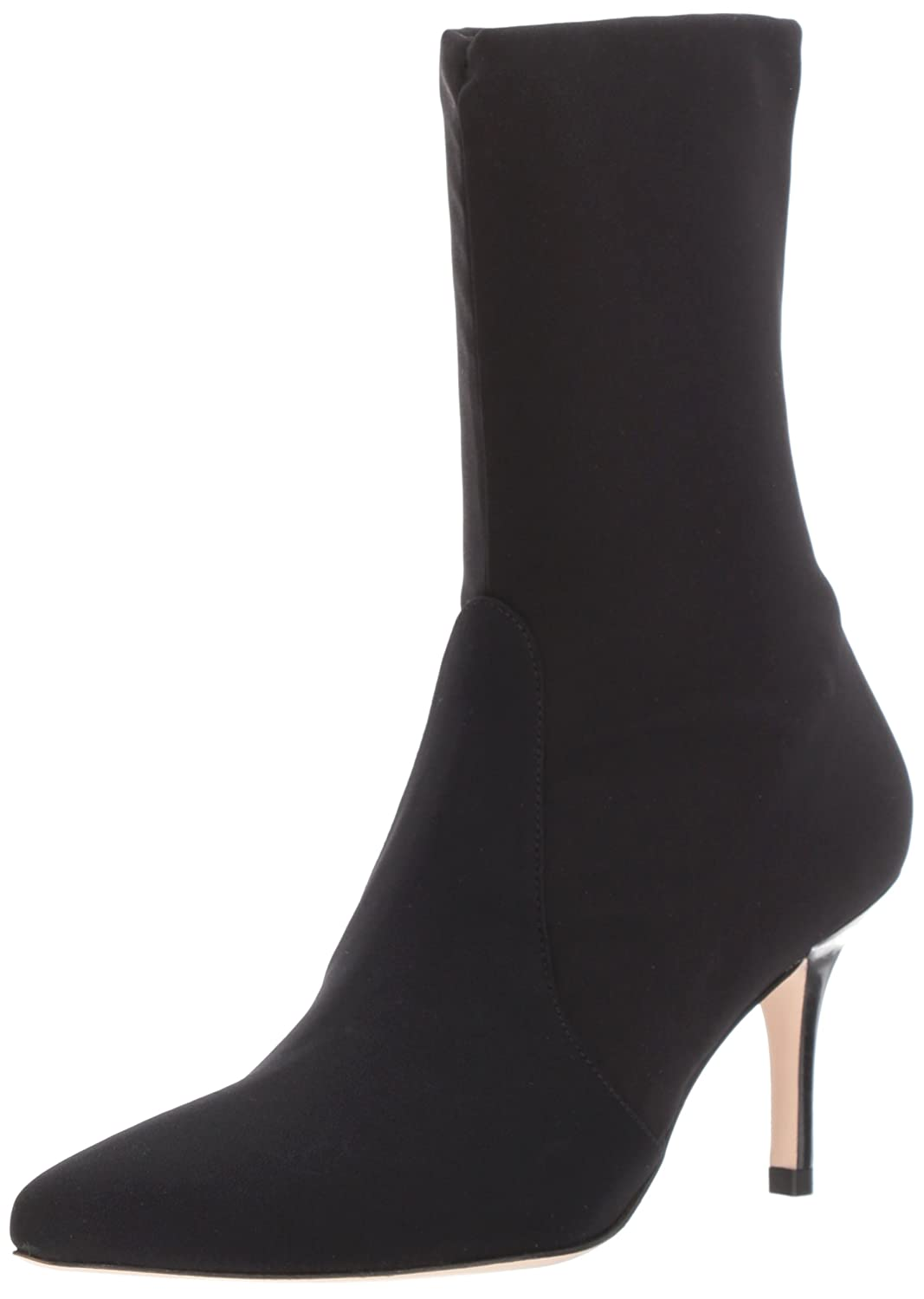 Stuart Weitzman Women's Axiom Ankle Boot B073C624TB 4.5 B(M) US|Black Micro