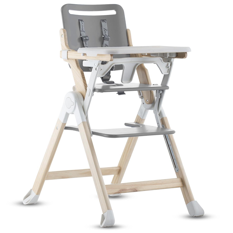 Amazon Joovy Wood Nook Highchair Charcoal Baby