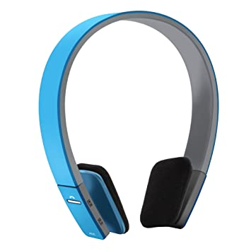 Svpro Auriculares Bluetooth Estéreo Wireless Headset ajustable Sport 4.1 Earbuds Headphone con Micrófono para iphone7/