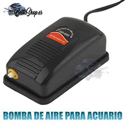 BOMBAS DE AIRE PARA ACUARIO BOMBA DE AIRE DE ACUARIO BOMBA COMPRESOR OXIGENADOR
