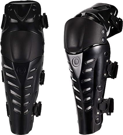 Moto Rodilleras Adultos Espinillera Motocross Protección de ...