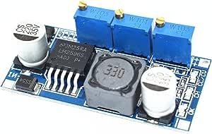 LM2596 محرك LED (3A) ثابت حاليا وحدة شحن البطارية لتوليد الطاقة الفولتية الثابتة لأيونات الليثيوم