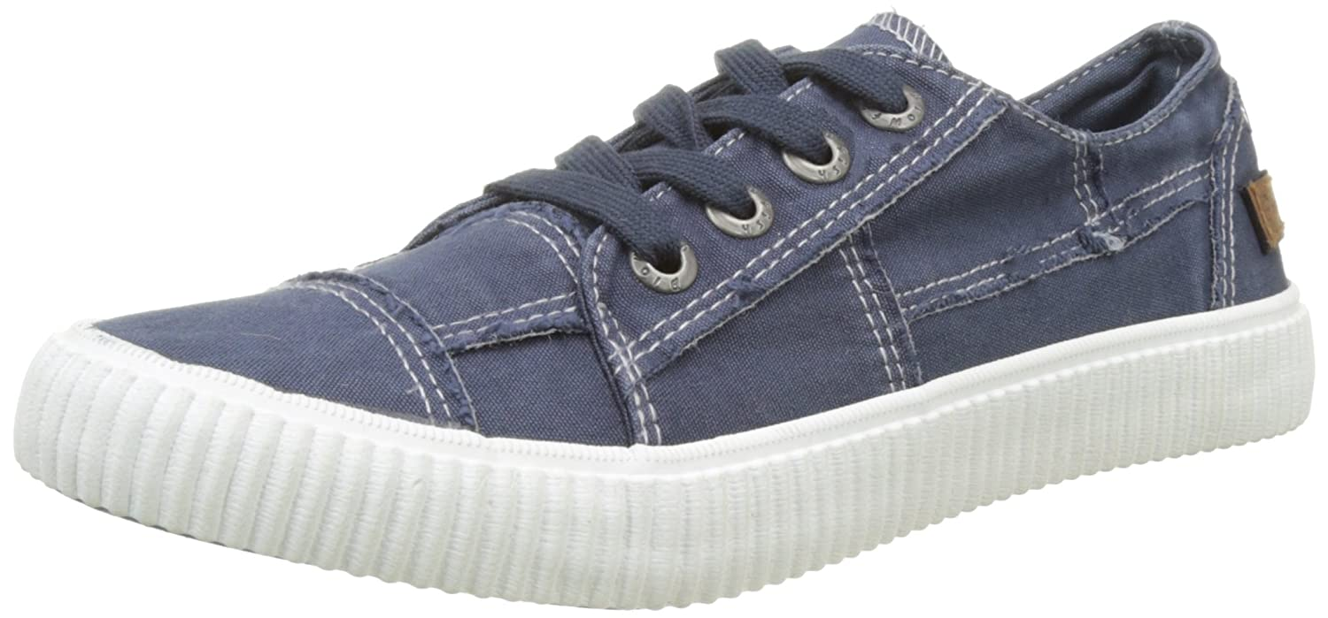 b926db57256d Blowfish Womens Cablee Canvas Pumps in Navy  Amazon.co.uk  Shoes   Bags