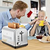 2-Slice Toaster, Home Gizmo Cool Touch Toasters