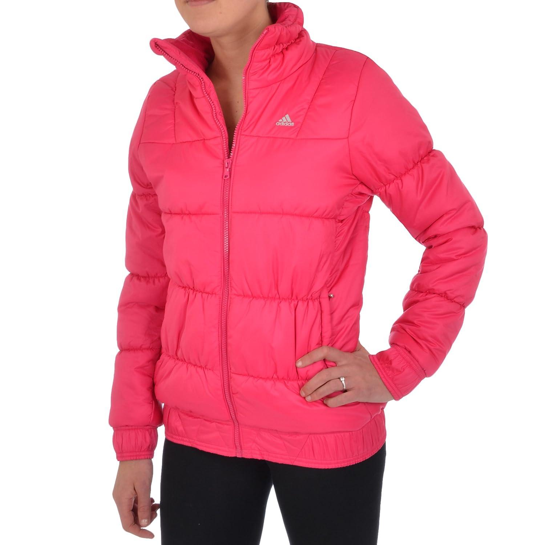 Adidas - Abrigo acolchado de mujer (ligero)