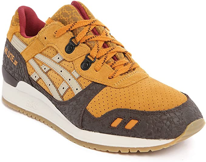 chaussures homme basse asics cuir