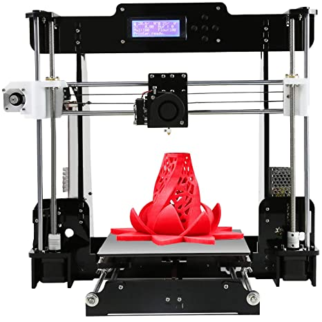 Anet A8 Alta Precisión 3D Impresora Prusa I3 DIY Kit: Amazon.es ...