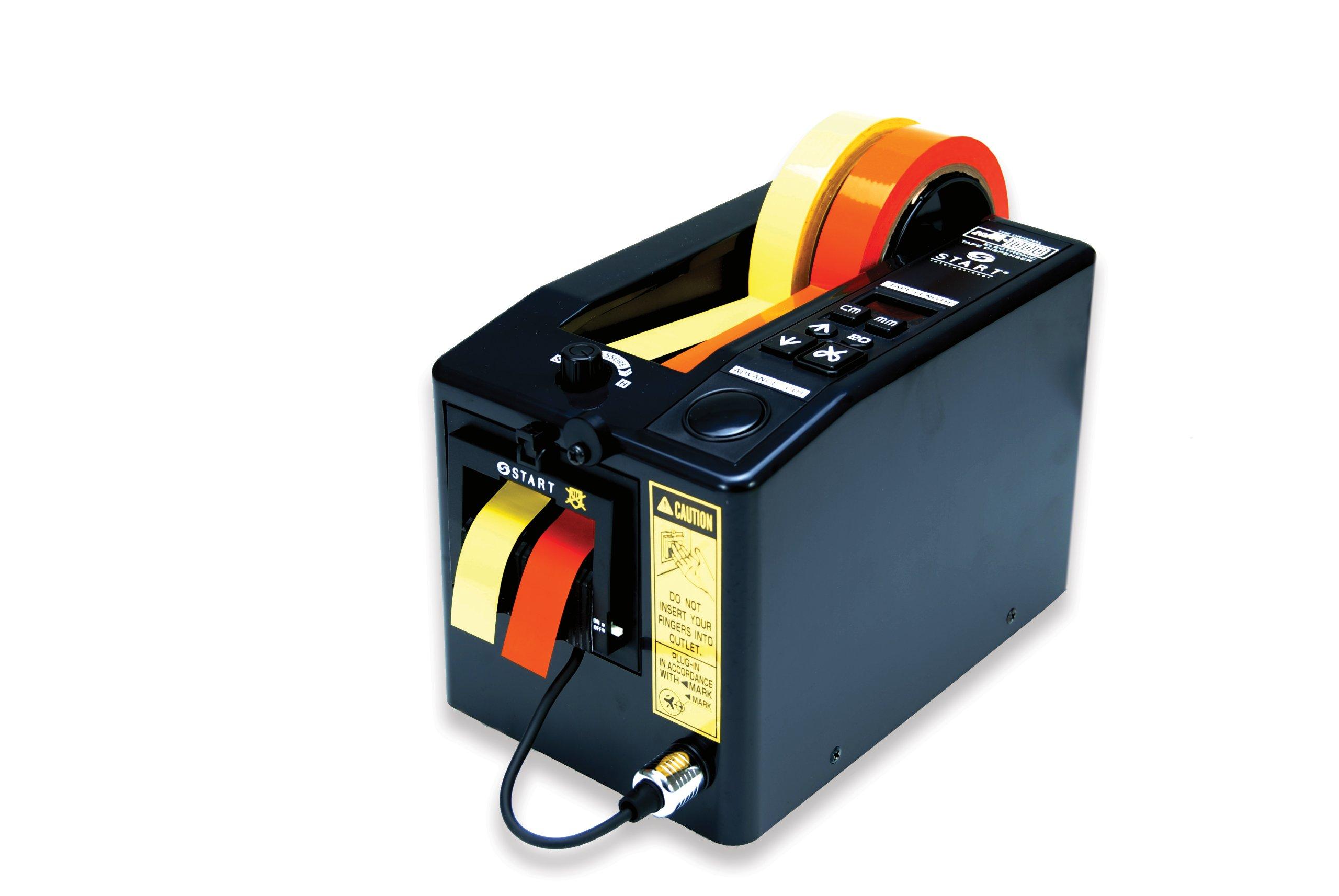 START International ZCM1000E Electronic Tape Dispenser for Two Rolls of Tape