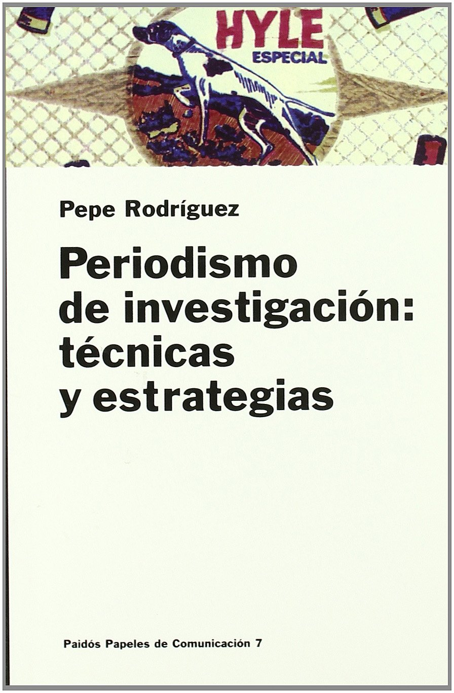 Download Periodismo de investigacion / Journalism Research (Papeles de Comunicacion) (Spanish Edition) pdf epub
