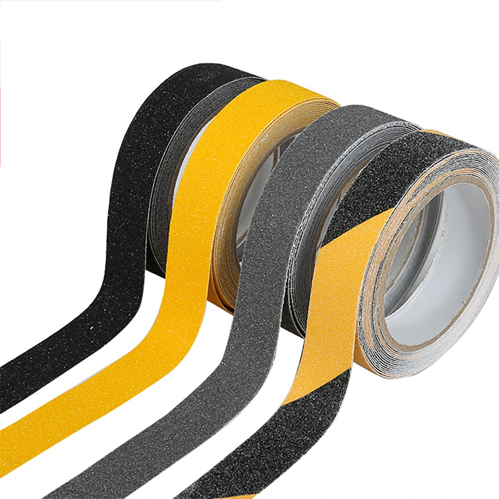 Zhi Jin 1Roll Safety High Grip Tape Strong Adhesive Anti Slip Backed Tapes Colors 4inch Blue